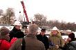 Открыть движение по мосту через Вязитский ручей планируется в марте